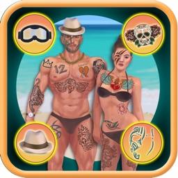 Fun Tattoo Dressing up Game
