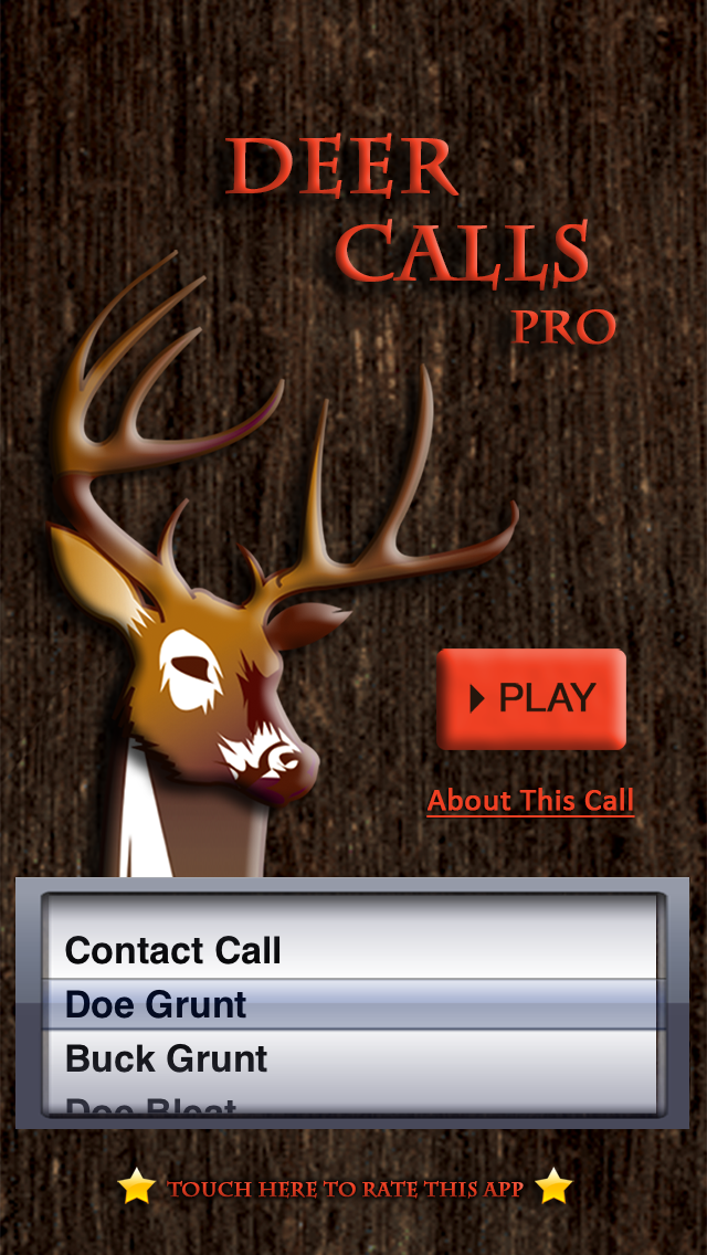 Deer Calls Pro Screenshot