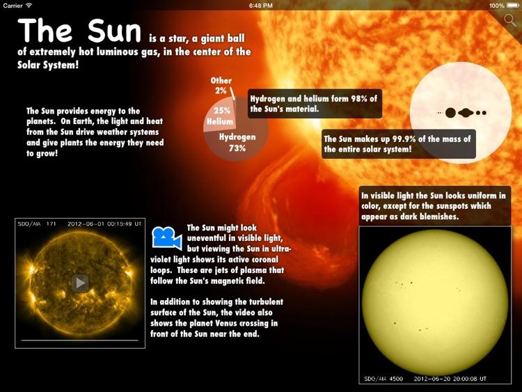 Interactive Minds: Solar System - Lite screenshot-3