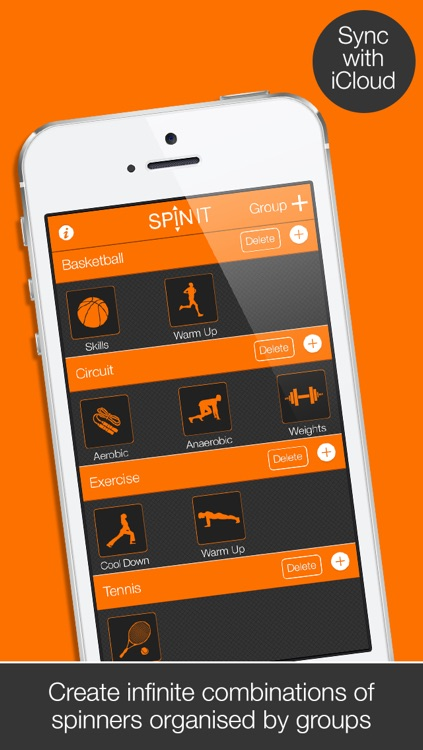 Spin It - Random Exercise & Activity Generator