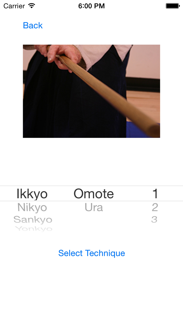 Aikido Weaponのおすすめ画像3