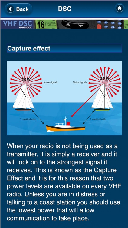 VHF DSC Handbook - Adlard Coles Nautical screenshot-1