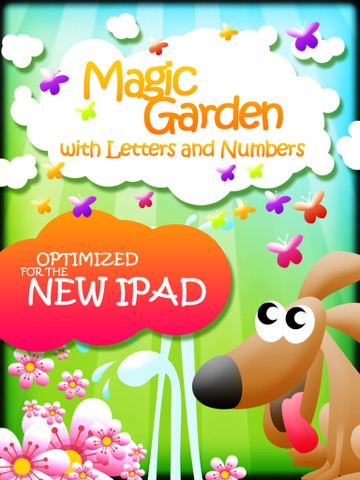 Magic Garden with Letters and Numbers - A Logical Game for Kidsのおすすめ画像5