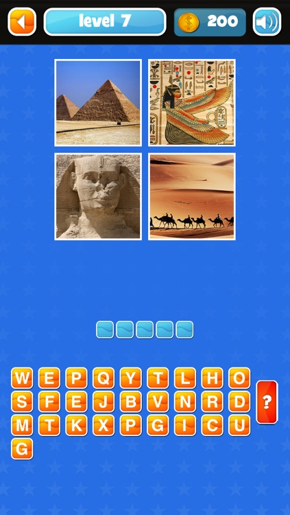 Guess The Country: Find The Place In A 4 Pics World Quiz Game For Boys, Girls and Family screenshot-3