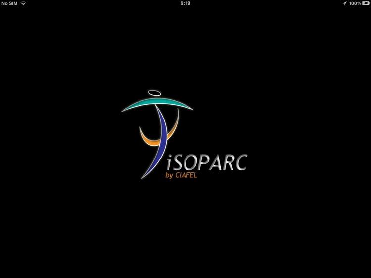 iSOPARC screenshot-3