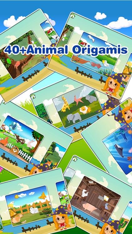 origami(for kids) screenshot-4