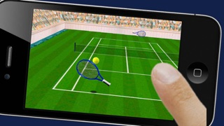 ヒットテニス2 ScreenShot0