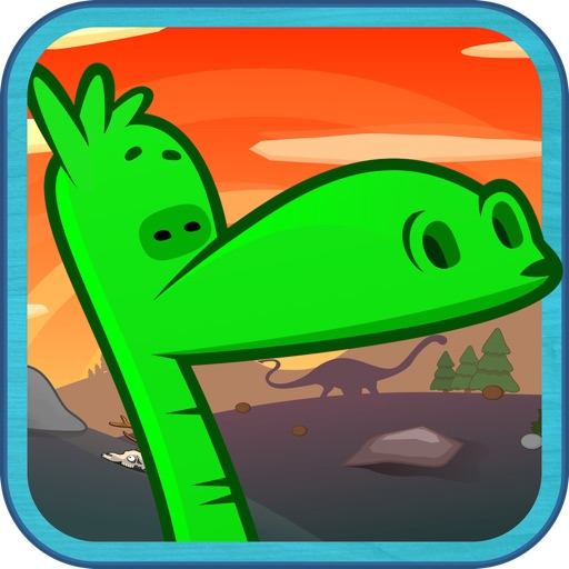 Good Dinosaur Jurassic Runner icon