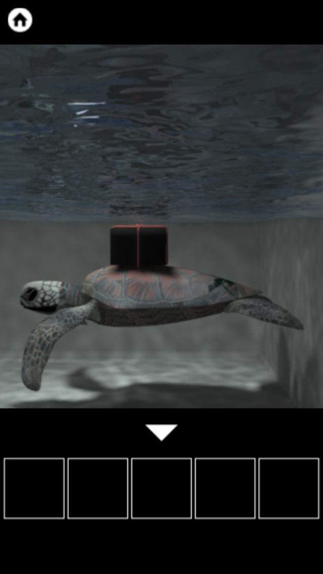 脱出ゲーム SUNKEN ROOMのおすすめ画像2