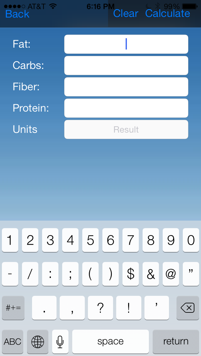 Pts. Calculator With Weight and Exercise Tracker for Weight Loss - Fast Food and Calorie Watchers Diary App by Awesomeappscenterのおすすめ画像4