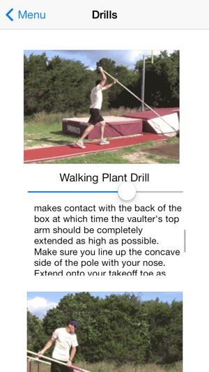Pole-vaulting - my UF undergrad application essay