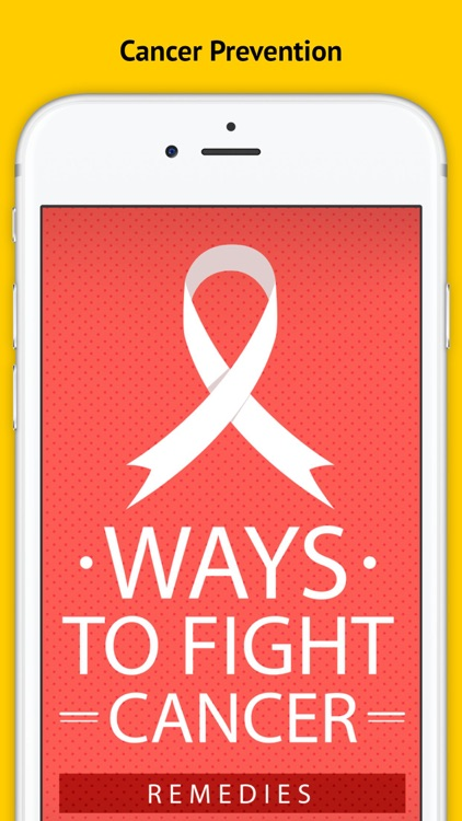 Ways Fight Off Cancer screenshot-0