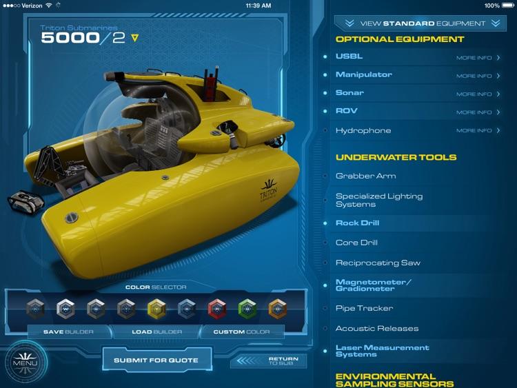 Triton Submarines screenshot-4