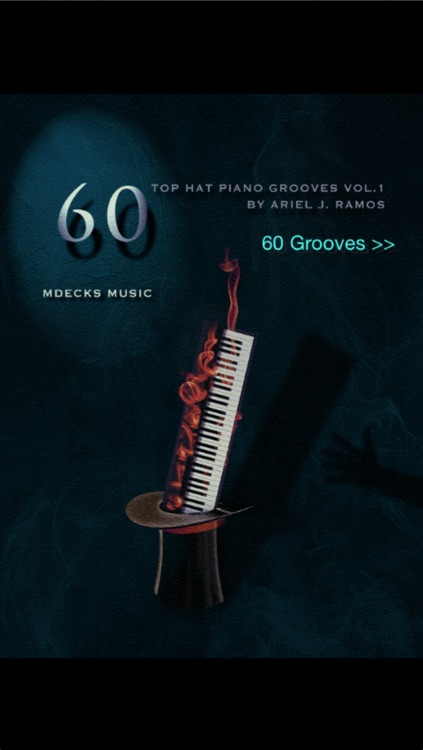 60 Top Hat Piano Grooves Vol. 1