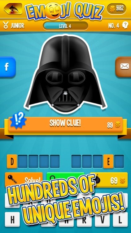 Emoji Quiz - guess each famous person or character screenshot-3