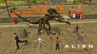 Alien Simulator screenshot three