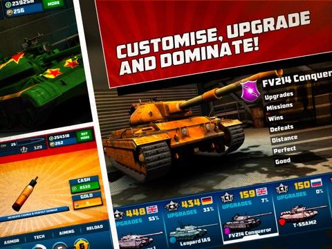 Screenshot #4 for Boom! Tanks
