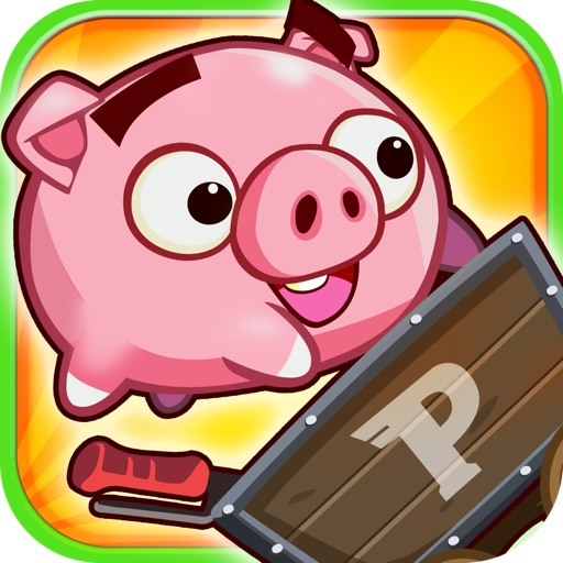 Angry Pigs Racing - Hill Climb Rivals with Skillz for iPhone