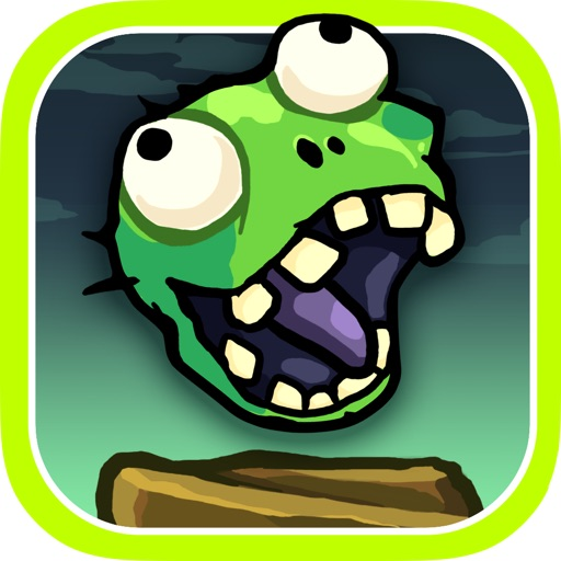 Flappy Hungry Zombies