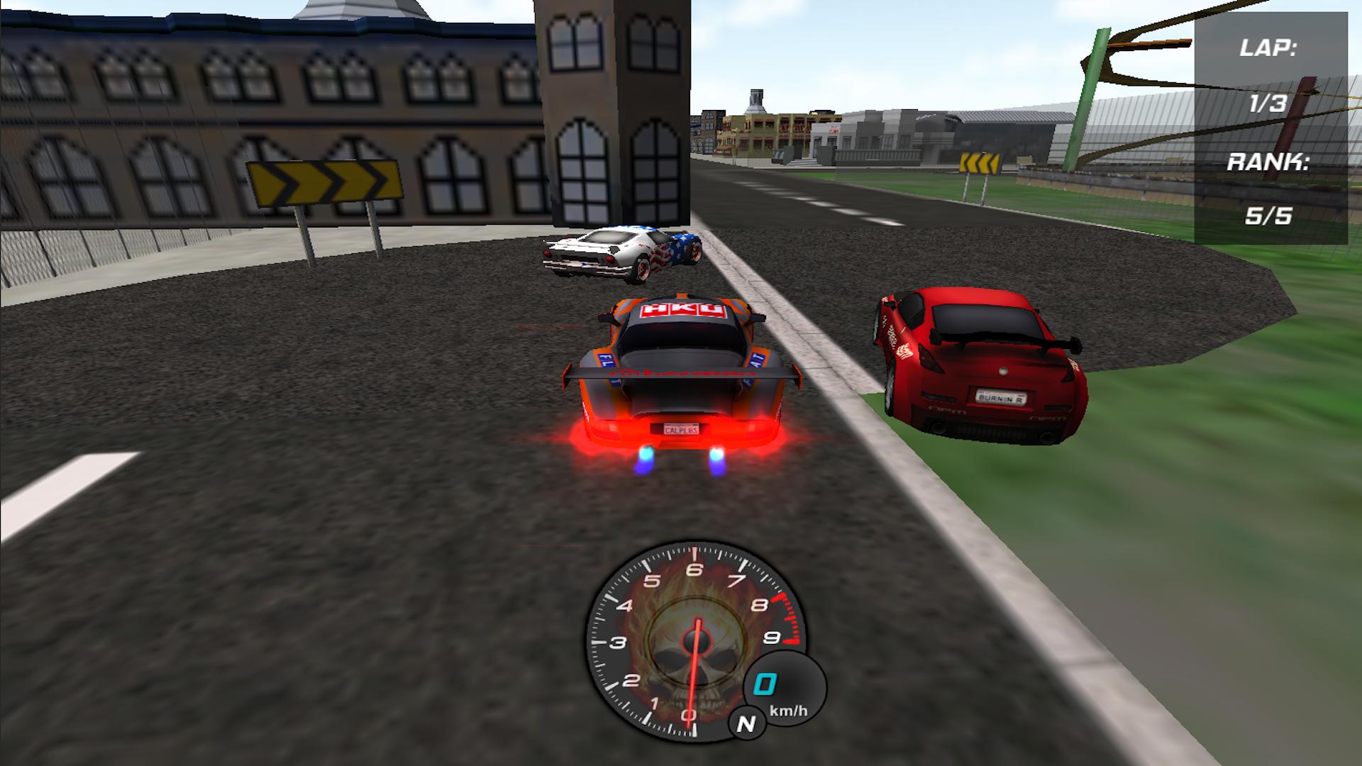 Speed Car Fighter HD 2015 Free screenshot 14