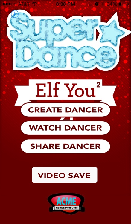 Super Dance Elf Christmas 2 screenshot-4