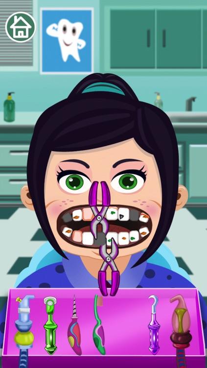 Crazy Little Dentist screenshot-3