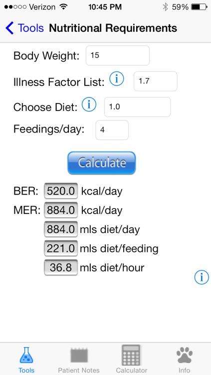 DVM Calc screenshot-3