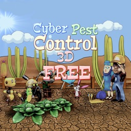 Cyber Pest Control 3D Free