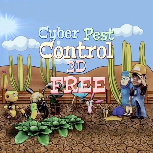 Cyber Pest Control 3D Free