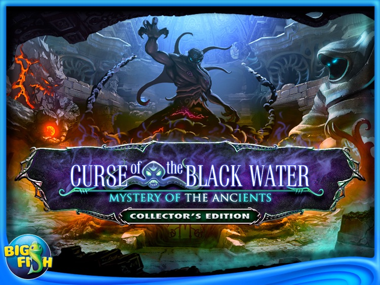 Mystery of the Ancients: Curse of the Black Water HD - A Hidden Object Adventure screenshot-4