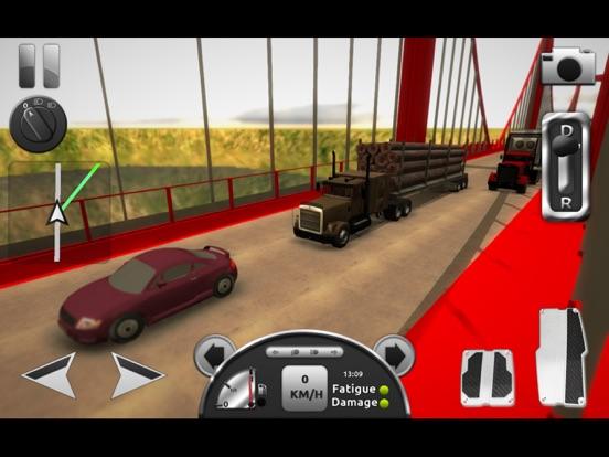 Truck Simulator 3D для iPad