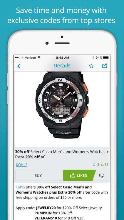Saviry by 1Sale - Deals, Freebies, Sales screenshot-3
