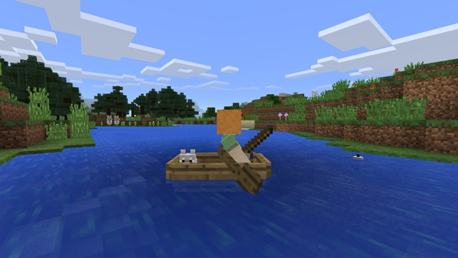 Minecraft On The App Store - Minecraft auf imac spielen