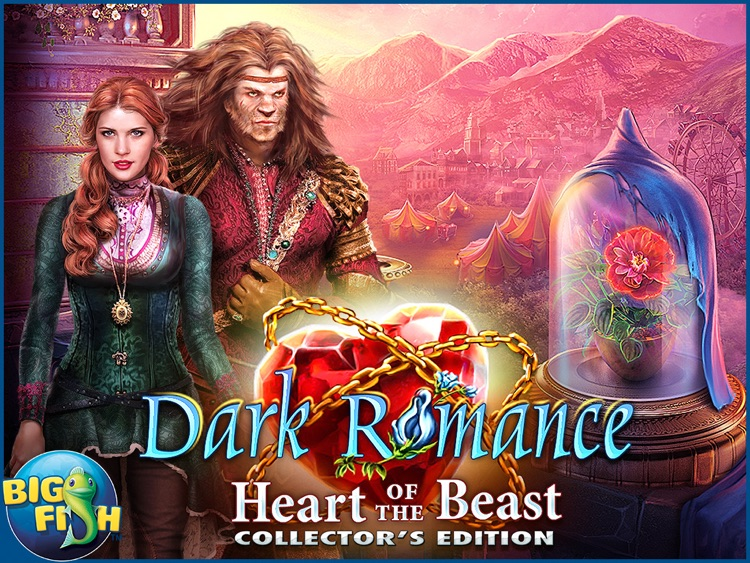 Dark Romance: Heart of the Beast HD - A Hidden Object Adventure (Full) screenshot-4