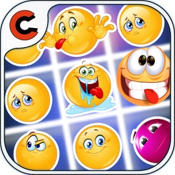 Emoji Crush Match Game - Emoji Crush - A match 3 puzzle game for Christmas holiday season!