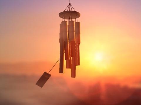 Screenshot #1 for Breeze: Realistic wind chimes