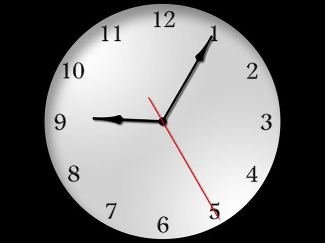 how to change clock on ipad to digital