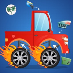 Little Truck Builder Factory- Play and Build Vehicles and Trucks