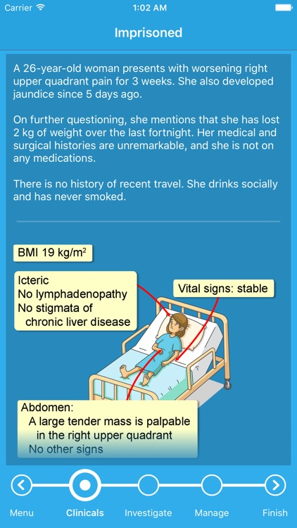 Prognosis: Your Diagnosis - Clinical Case Studies screenshot-1