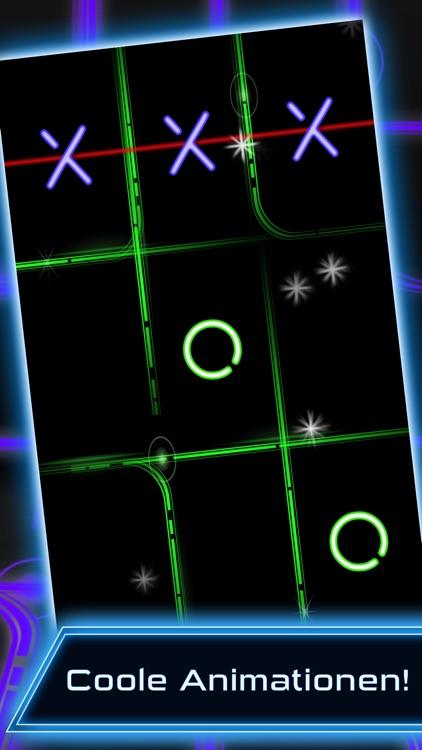 Tic Tac Toe Glow FREE screenshot-4