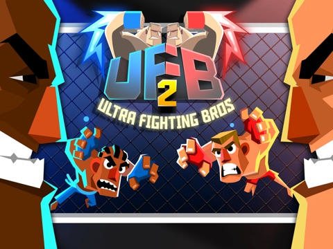 UFB 2 (Ultra Fighting Bros) - игра бой чемпионата для iPad