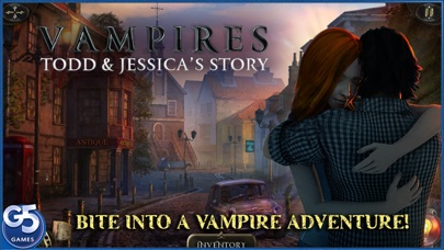 Vampires: Todd and Jessica's Story-0