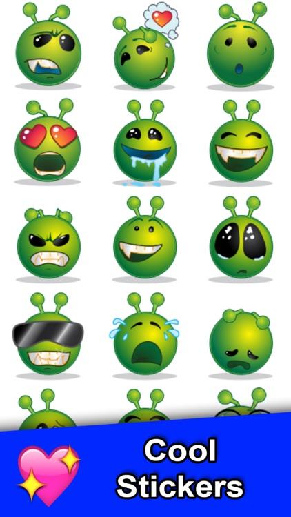 Emoji 3 PRO - Color Messages - New Emojis Emojis Sticker for SMS, Facebook, Twitter app image