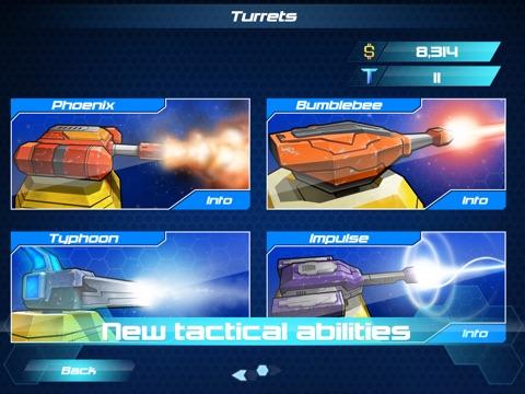 Screenshot #3 for Tesla Wars - II