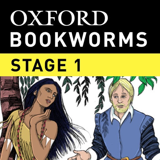Pocahontas: Oxford Bookworms Stage 1 Reader (for iPad)