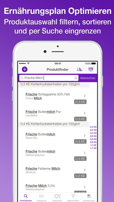 Screenshot for KE / KHE Rechner & Tabellen in Germany App Store