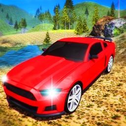 GT Mountain Car Driving Sim