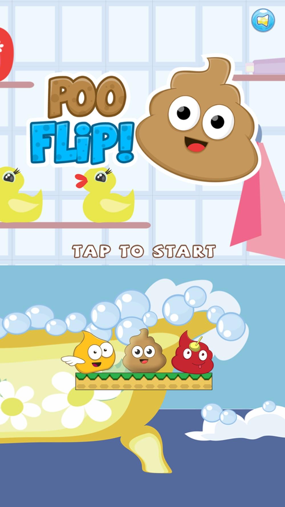 Farting Poo Flip Up! – Jump, Fart & Flying Goo Cheat Codes