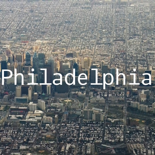 hiPhiladelphia: Offline Map of Philadelphia