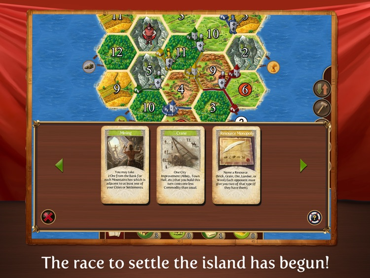 Catan Classic HD screenshot-4